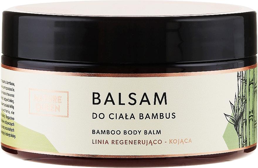 """Body Balm """"Bamboo"""" - Nature Queen Body Balm"""
