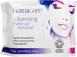 Fragrances, Perfumes, Cosmetics Makeup Removal Wipes - Natracare Cleansing Make-Up Removal Wipes