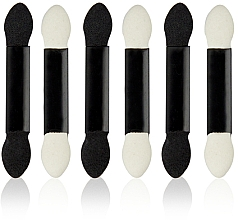Fragrances, Perfumes, Cosmetics Eyeshadow Applicators, 2 colors, 6 pcs - Donegal Eyeshadow Applicator