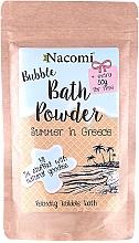 """Fragrances, Perfumes, Cosmetics Bath Powder """"Greek Summer"""" - Nacomi Bath Powder"""