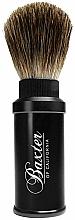 Fragrances, Perfumes, Cosmetics Shaving Brush - Baxter Professional Travel Brush Pure Badger