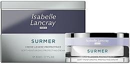 Fragrances, Perfumes, Cosmetics Light Protective Face Cream - Isabelle Lancray Surmer Soft Moisturizing Protecting Cream
