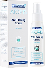 Fragrances, Perfumes, Cosmetics Body Spray - Novaclear Atopis Anti-Itching Spray