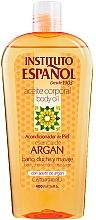 Fragrances, Perfumes, Cosmetics Body Butter - Instituto Espanol Argan Essence Body Oil