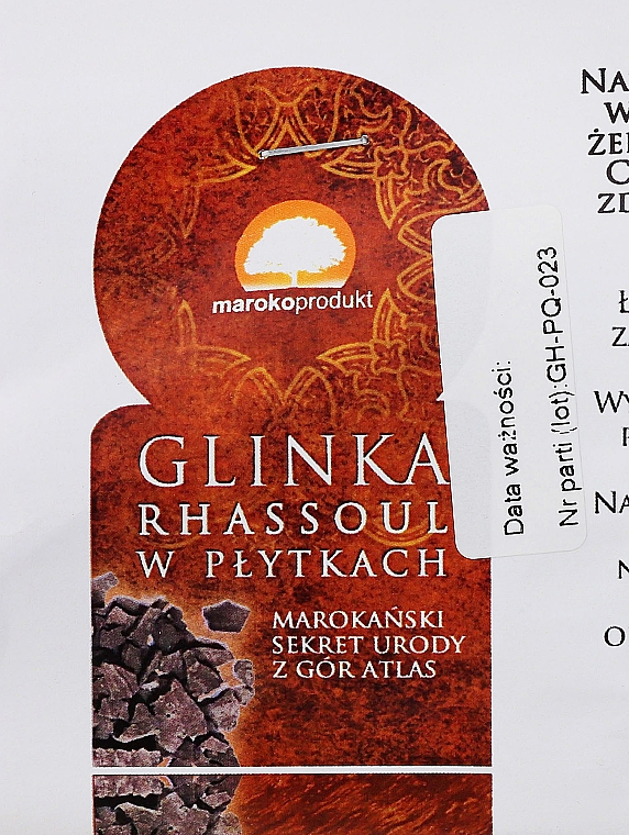 Rhassoul Cosmetic Clay - Efas