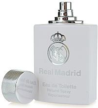 Fragrances, Perfumes, Cosmetics Air-Val International FC Real Madrid - Eau de Toilette