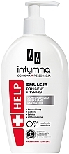 Fragrances, Perfumes, Cosmetics Foam for Intimate Hygiene - AA Intimate Help+