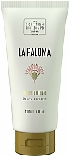 Fragrances, Perfumes, Cosmetics Body Butter - Scottish Fine Soaps La Paloma Body Butter
