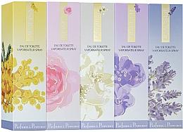 Fragrances, Perfumes, Cosmetics Charrier Parfums Parfums De Provence - Set (edt/30ml + edt/30ml + edt/30ml + edt/30ml + edt/30ml)