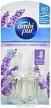 "Fragrances, Perfumes, Cosmetics Air Freshner Refill ""Lavender"" - Ambi Pur Electric Air Freshener Refill Lavander"