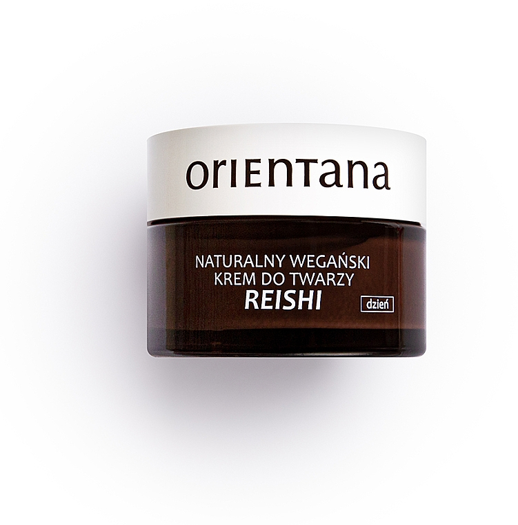 Day Cream for Face - Orientana Reishi Cream