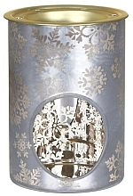 Fragrances, Perfumes, Cosmetics Aroma Lamp - Yankee Candle Snowflake Frost Melt Warmer