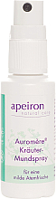 Fragrances, Perfumes, Cosmetics Mouth Spray - Apeiron Auromere Herbal Mouth Spray