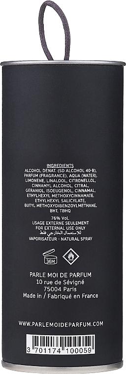 Parle Moi de Parfum Cedar Woodpecker 10 - Eau de Parfum  — photo N3