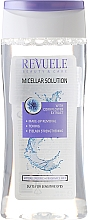 Fragrances, Perfumes, Cosmetics Cornflower Extract Micellar Water - Revuele Micellar Water Solution Cornflower Extract