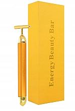Fragrances, Perfumes, Cosmetics Impulse Facial Massager - Deni Carte Gold Roller