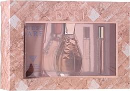 Fragrances, Perfumes, Cosmetics Guess Dare - Set (edt/100ml + b/lot/200ml + edt/15ml)