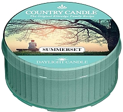 Fragrances, Perfumes, Cosmetics Tea Light Candle - Country Candle Summerset Daylight