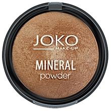 Fragrances, Perfumes, Cosmetics Face Powder - Joko Mineral Powder