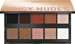 Fragrances, Perfumes, Cosmetics Eyeshadow Palette - Pupa Make Up Stories Palette