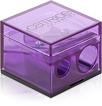 Fragrances, Perfumes, Cosmetics Cosmetic Pencil Sharpener, purple - Catrice