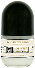 Fragrances, Perfumes, Cosmetics Deodorant - Panier des Sens L'Olivier Natural Deodorant