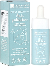 Fragrances, Perfumes, Cosmetics Bioactive Antioxidant Serum - La Saponaria Anti-Pollution Serum