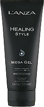 Fragrances, Perfumes, Cosmetics Styling Hair Gel - L'anza Healing Style Mega Gel
