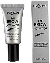 Fragrances, Perfumes, Cosmetics Eyebrow Activator 6% - LeviSsime Eyebrow Activator