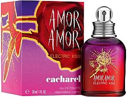 Fragrances, Perfumes, Cosmetics Cacharel Amor Amor Electric Kiss - Eau de Toilette