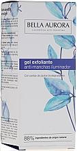 Fragrances, Perfumes, Cosmetics Exfoliating Anti-Pigment Facial Gel - Bella Aurora Enzymatic Peeling