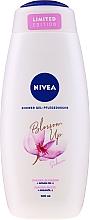 Fragrances, Perfumes, Cosmetics Nourishing Argan Oil & Sakura Shower Gel - Nivea Blossom Up Argan Oil & Sakura Nourishing Shower Gel Limited Edition
