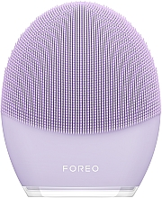 Fragrances, Perfumes, Cosmetics Smart Brush for Cleansing and Complex Facial Massage - Foreo Luna 3 for Sensitive Skin