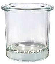 Fragrances, Perfumes, Cosmetics Tealight Votive Holder - Yankee Candle POP Clear Tealight Votive Holder