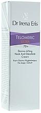 Fragrances, Perfumes, Cosmetics Neck and Decollete Cream - Dr Irena Eris Telomeric Ultra Dermo-Lifting Neck And Decollette Cream