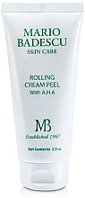 Fragrances, Perfumes, Cosmetics AHA Cream Peel - Mario Badescu Rolling Cream Peel with A.H.A.