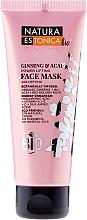 "Fragrances, Perfumes, Cosmetics Lifting Face Mask ""Ginseng and Acai"" - Natura Estonica Ginseng & Acai Face Mask"