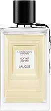 Fragrances, Perfumes, Cosmetics Lalique Leather Copper - Eau de Parfum