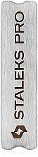 Fragrances, Perfumes, Cosmetics Short Metal Nail File (base), MBE-50 - Staleks Pro Expert
