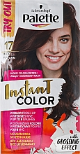 Fragrances, Perfumes, Cosmetics Ammonia-Free Hair Coloring Shampoo - Schwarzkopf Palette Instant Color