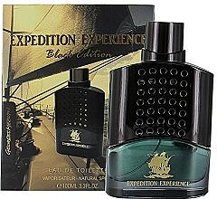 Fragrances, Perfumes, Cosmetics Georges Mezotti Expedition Experience Black Edition - Eau de Toilette