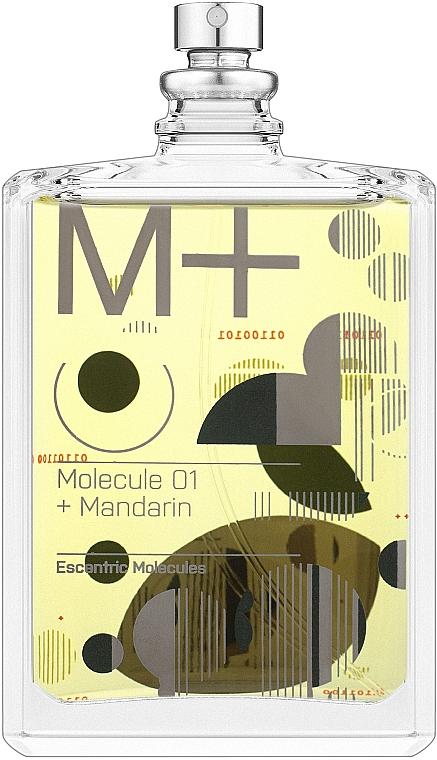 Escentric Molecules Molecule 01 + Mandarin - Eau de Toilette — photo N1