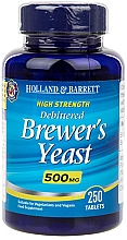 """Fragrances, Perfumes, Cosmetics Dietary Supplement """"Brewer's Yeast"""" - Holland & Barrett Brewers Yeast 500mg"""
