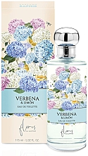 Fragrances, Perfumes, Cosmetics Saphir Parfums Flowers de Saphir Verbena & Lemon - Eau de Parfum