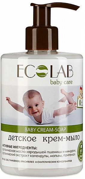 Baby Cream Soap - ECO Laboratorie Baby Cream-Soap