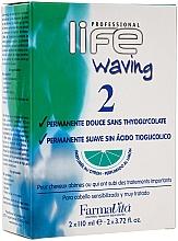 Fragrances, Perfumes, Cosmetics Bio Perm with Citrus Scent - Farmavita Life Waving 2