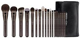 Fragrances, Perfumes, Cosmetics Makeup Brush Set - Eigshow Beauty Magician Brush Kit Lucky Coffee