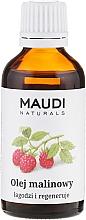 Fragrances, Perfumes, Cosmetics Raspberry Oil - Maudi