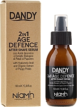 Fragrances, Perfumes, Cosmetics After Shave Serum - Niamh Hairconcept Dandy 2 in 1 Age Defence Aftershave Serum