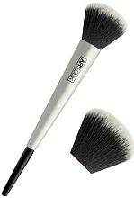 Fragrances, Perfumes, Cosmetics Powder Brush, silver - Art Look Powder Brush